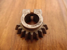 1925 HUPMOBILE THROTTLE HAND LEVER GEAR TUBE GEAR ASSEMBLY