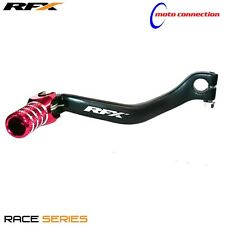 RFX RACE GEAR LEVER BLACK / RED FOR HONDA CRF250X 2004 - 2016  FXGP10400