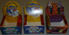Pokemon EMPTY OPENED Booster Box Gym Challenge 1st Edition Base Set + Shadowess