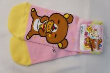 [No.1046]Rilakkuma SOCKS/Japanese KUMA/kawaii/Cute