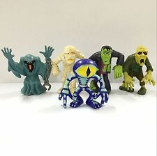 Scooby-Doo Classic Mummy Frankensteion & phantom Monster Action Figure HA271