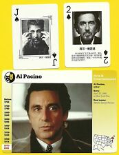 Al Pacino Fab Card Collection The Godfather Academy Award for Best Actor