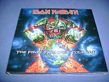 IRON MAIDEN The Final Frontier Tour 2011 Oberhausen Limited Tour Edition 2CD