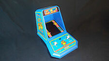 Vintage 1981 Ms. PAC-MAN Coleco TableTop Arcade Game - Clean and tested