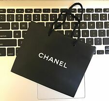Authentic Original Chanel Boutique Gift Shopping Bag Small 14.5*11.5*5cm