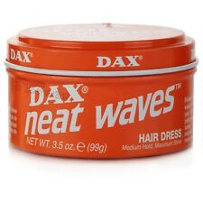 6 x Dax Wax Orange Neat Waves 99g