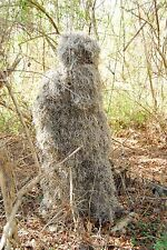 Bulls-Eye Ghillie suit  Mossy color, size M/L