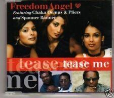 (E927) Freedom Angel, Tease Me - new CD