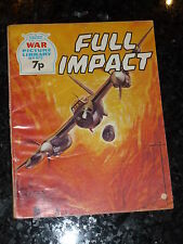 WAR PICTURE LIBRARY - No 973 - UK Picture Comic Storybook