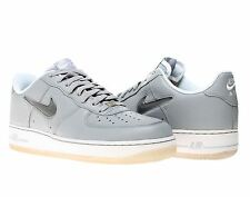 Nike Air Force 1 Jewel wolf grey shoes trainers 488298 017 UK SIZE 7.5 ONLY BNIB