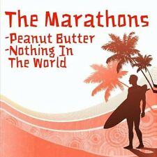 Peanut Butter/Nothing In The World - Marathons (2013, CD NIEUW) CD-R