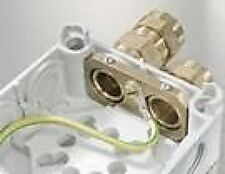 WISKA EARTHING CLAMP FOR COMBI 308 BW/CW GLAND PAIR