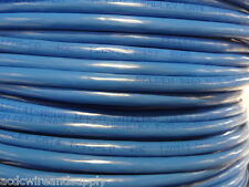 100' BELDEN 9463 BLUE HOSE 20 AWG 1 PAIR SHIELDED 300V