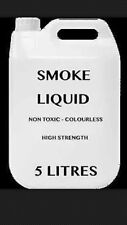 5 Litre Professional Smoke Machine Fluid Juice Liquid Fog Mist Party Effect 5L