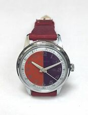Rare Vintage 1974 Caravelle by Bulova Time Telling Mechanical Movement Watch