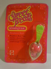 Vintage 1978 Mattel Sweet Treats Spoonfuls Raspberry Rosie # 2814 Mint On Card