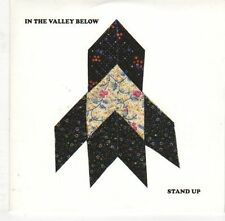 (EJ496) In The Valley Below, Stand Up - 2013 DJ CD