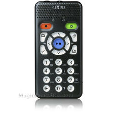 PLEXTALK Pocket Portable Daisy/MP3 Player and Voice Rec 4 Low Vision or Blind