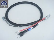 DODGE RAM DIESEL 5.9 1994 - 1997  BATTERY WIRING HARNESS CABLE NEGATIVE TERMINAL
