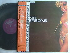 MISSING PERSONS S/T / JAPAN WITH OBI
