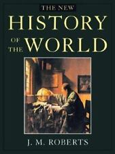 The New History of the World by J. M. Roberts (2003, Hardcover)