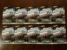 Hot Wheels 2017 Fast & Furious '70 Ford Escort RS1600 Walmart Exclusive (Lot/10)