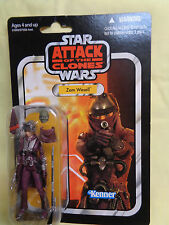 Star Wars Vintage Collection VC30 ZAM WESELL Figure 3.75 Attack Of The Clones