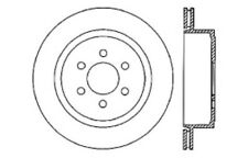 Disc Brake Rotor-High Performance Drilled And Slotted fits 2003 Dodge Durango