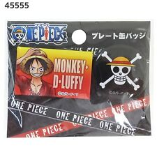 Japan Anime One Piece Button Badges Monkey D Luffy