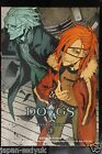 JAPAN Shirow Miwa Dogs Bullets & Carnage Manga 4 w/Anime DVD