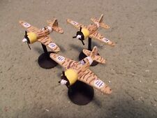 Flames of War 15mm, 1/144 Scale painted Italian MACCHI 200 SAETTA Aircraft  (3)