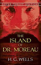 The Island of Dr. Moreau (Dover Thrift Editions) by H. G. Wells, (Paperback), Do