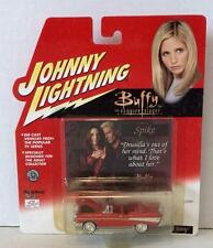 JOHNNY LIGHTNING BUFFY THE VAMPIRE SLAYER XANDERS 57 CHEVY RED DIECAST CAR NRFP