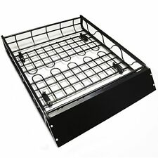 Universal Hard Roof Rack Cargo Car Top Luggage Carrier Basket Travel SUV Holder