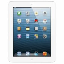 Apple iPad 2 64GB, Wi-Fi + 3G AT&T (Unlocked), 9.7in - White with Warranty (R-D)