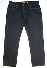 ED HARDY * 38 X 32 * Straight Leg Button-Fly Jeans