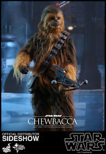 "Hot Toys CHEWBACCA 2017 STAR WARS Masterpiece Series 1/6 14"" VGM020"