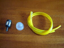 Primer Bulb for Zama Carburetor Poulan Weedeater with Fuel line and Filter
