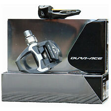 2016 Shimano DURA ACE Carbon Fiber SPD SL Road Cycling Pedals & Cleats: PD-9000