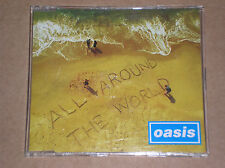 OASIS - ALL AROUND THE WORLD - CD MAXI-SINGLE