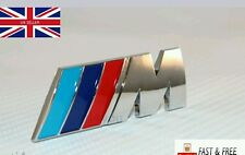 BMW M Sport Power Tech Rear Boot Trunk Badge Emblem Sticker 1 2 3 5 6 7 Series