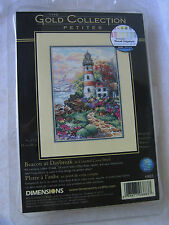 Dimensions Gold Collection Petites Beacon at Daybreak Counted Cross Stitch #6883