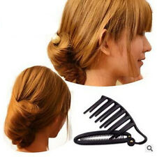 Quick and Easy Hair Tool Hairstyle Banquet Hairstyle Hair Ornaments Hair Braider