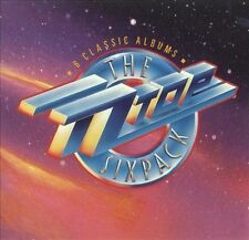 ZZ Top Six Pack 3-Disc) free shipping