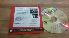 CD Pop Lost In The Trees - All Alone In An Empty House (11 Song) Promo ANTI- cb