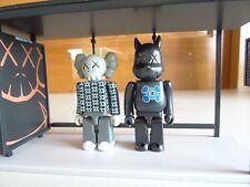 NEW 2002 KAWS ORIGINALFAKE KidRobots Kubrick BusStop series 2 - 100%AUTHENTIC
