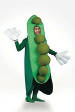 ADULT PEAS IN A POD HEALTHY FOOD VEGETABLE COSTUME PA9504