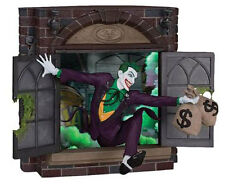 DC Direct BATMAN - JOKER Gotham City Stories Wall Plaque Statue #655/2000 RARE