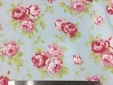 Free Spirit Tanya Whelan Lulu Roses Lulu Sky Fabric