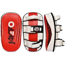 Jayefo Thai Pad Strike Shield Focus Curved Thai Pad Muay Thai MMA Kicking Boxing